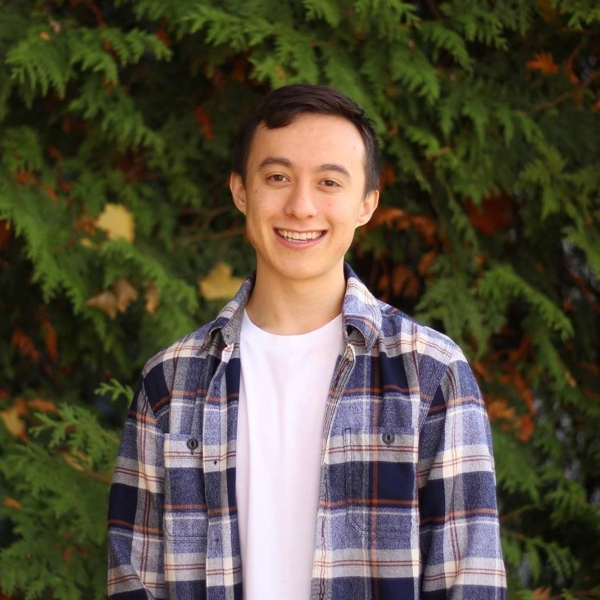 Brandon Chen earns the AIChE Freshman Recognition Award