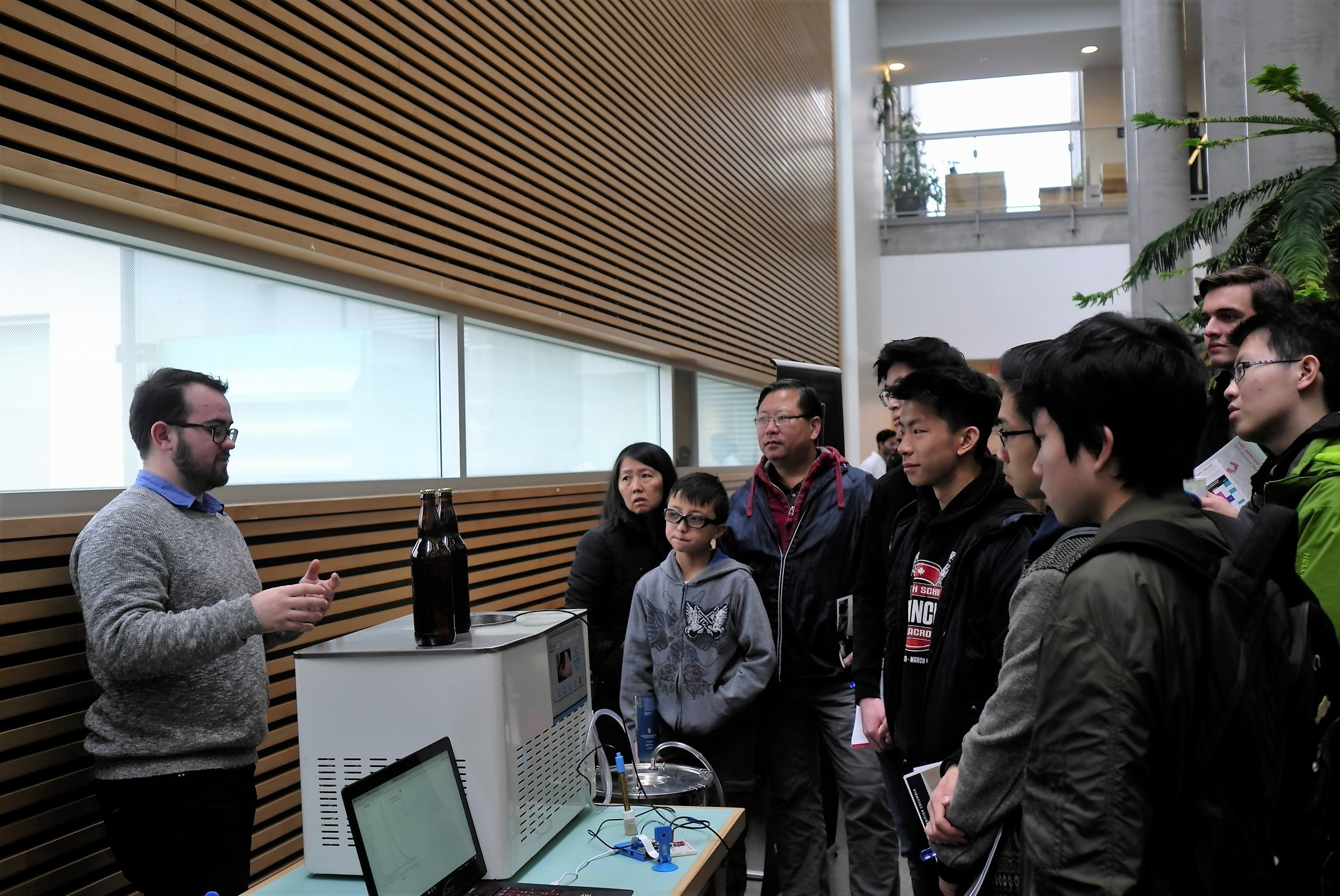 2017 UBC Engineering Open House